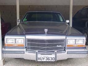 Cadillac Fleetwood Brougham 1986 (não Landau, Lincoln)