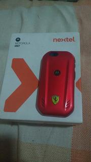 Nextel I 867 Ferrari