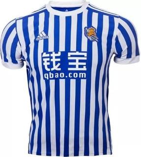 Camiseta Real Sociedad 2017/18