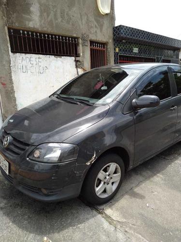 Volkswagen Fox 2007 1.0 City Total Flex 5p