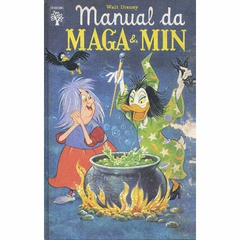 Manual Da Maga & Min - Abril - Bonellihq Cx126 I19