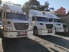 3 Mercedes 1635 4x2 Ano 2014/2014 Só Rodaram No Baú
