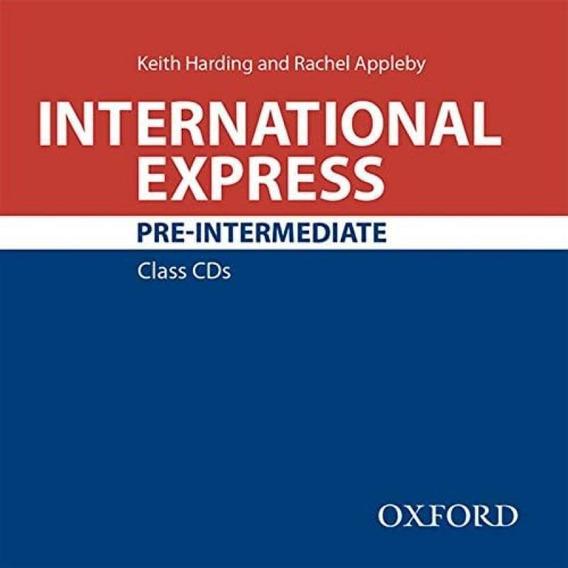 Livro International Express - Pre-intermediate