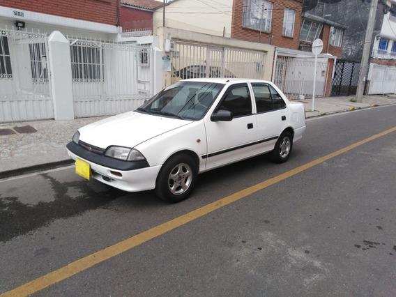 Chevrolet Swift Sedan 1.3 5v 1998