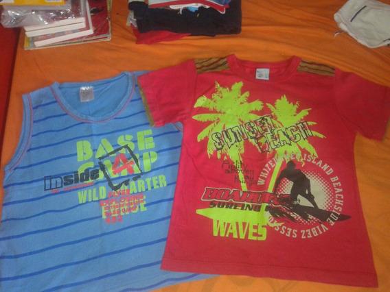 Kit Camiseta E Regata Tam 8 Serve Melhor 6