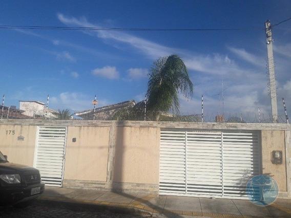 (10208) Casa Em Ponta Negra Com 2 Suites E Piscina - V-10208