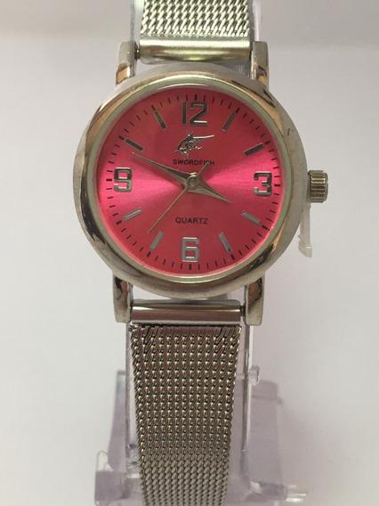 Relógio Feminino Swordfish Barato