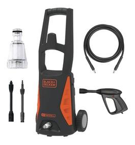 Lavadora De Alta Pressão 1300w - Pw1370tdl Black + Decker