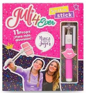 Juli 4ever Selfie Stick Palo Monopod 11 Accesorio Divertidos