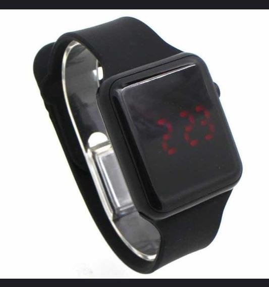 Relógio Digital Led Unisex