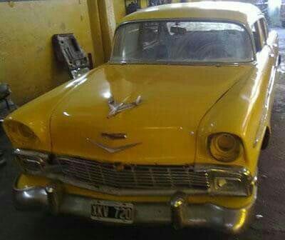 Chevrolet Belair 1956 Titular