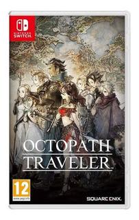 Octopath Traveler - Game Warrior