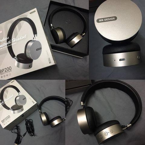 Fone Wk Design Bp200 Bluetooth