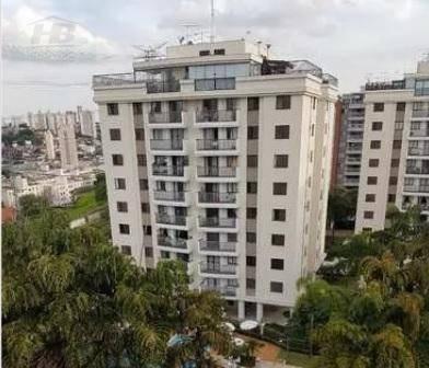 Apartamento Com 3 Dormitórios Para Alugar, 115 M² Por R$ 2.500/mês - Vila São Francisco - São Paulo/sp - Ap3329