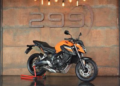Honda Cb 650f - 2019 Apenas 190kms! Aspecto De 0km!