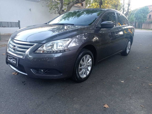 Nissan Sentra Advance Pure Drive Caja Manual De 6ta Año 2016