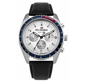 Ben Sherman Reloj Con Crono Para Caballero. Swatc, Ax, Nixon