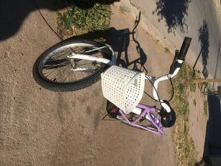 Bicicleta Tomaselli Lady Rodado 20 Usada