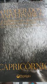 Livro O Poder Dos Aniversários Capricórnio Novo Frete Grátis