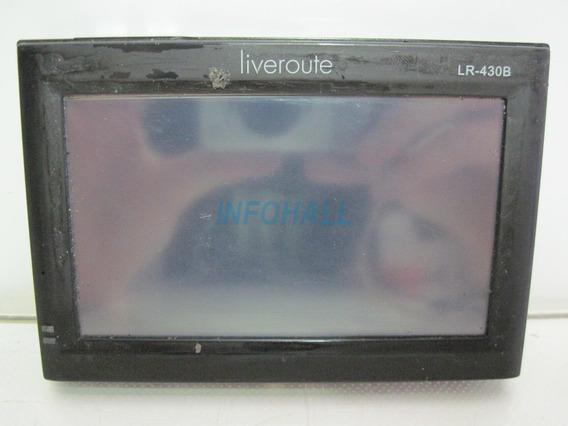 Defeito Gps Liveroute Lr-430b Ligando Não Acende Tela