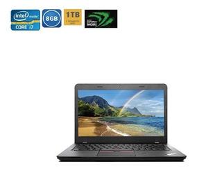 Notebook Thinkpad Lenovo E470 Intel I7-7500 8gb Hd1tb