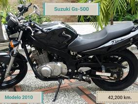 Moto Suzuki Gs 500