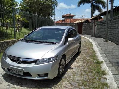 Honda Civic Lxl Se,2011/2011, 1.8, Flex Aut. + Câm Borboleta