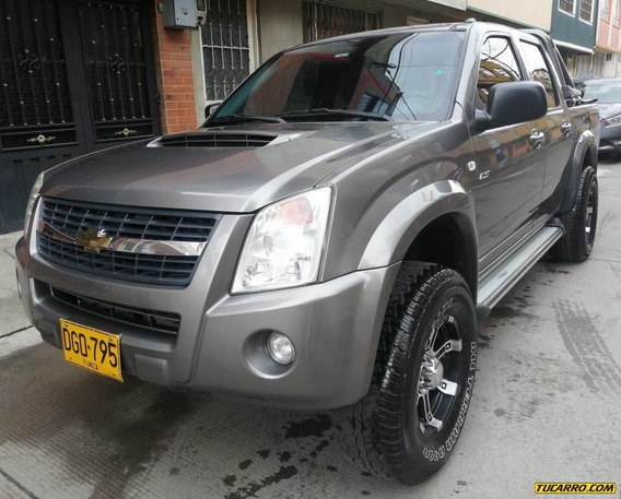 Chevrolet Luv D-max 3.0 4x4 Turbo Diésel Full Equipo