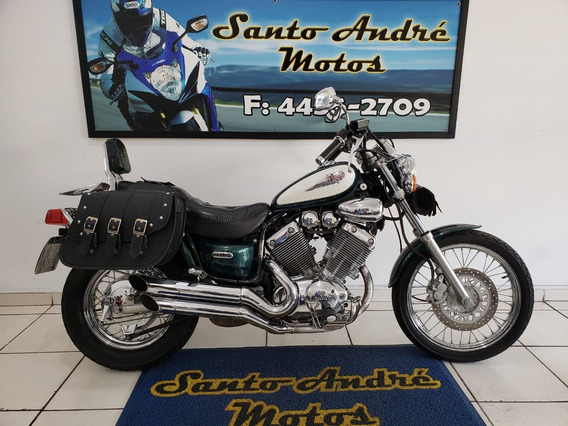 Yamaha Xv 535 Virago 2000 53.000kms