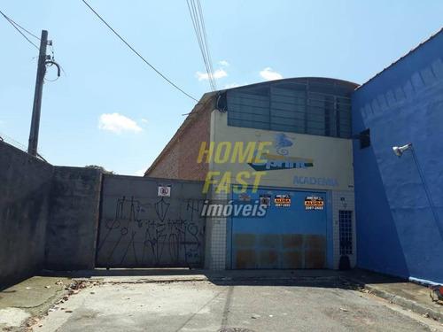 Imagem 1 de 2 de Galpão Comercial Para Locação, Vila Galvão, Guarulhos. - Ga0187