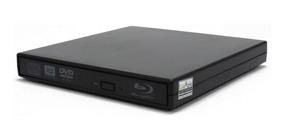 Gravador E Leitor De Blu-ray 3d E Cd/dvd Usb Slim