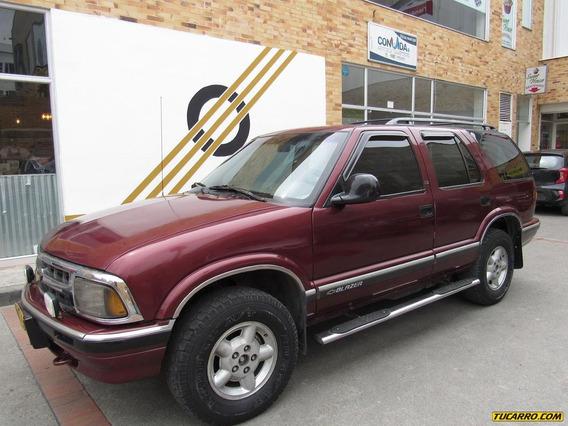 Chevrolet Blazer Il Serie Mt 4300cc 4x4