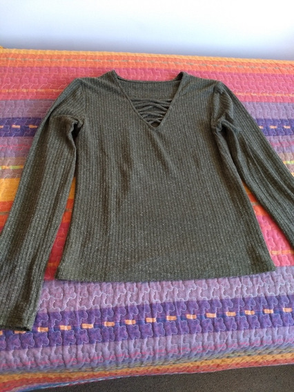 Lote X 3 Sweater Mujer M Perfecto Estado