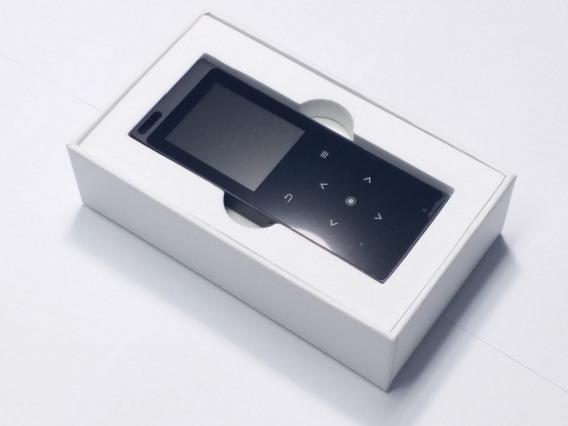 Mp3 Mp4 Player 16gb + Fone + Case E Acessórios