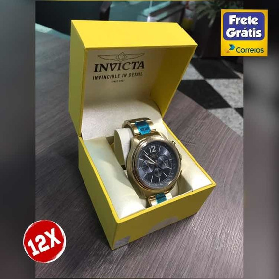 Relógio Invicta Promoção - Aviator Quartz Zero Original