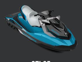 Seadoo Jet Ski Gti 130 Se 2018