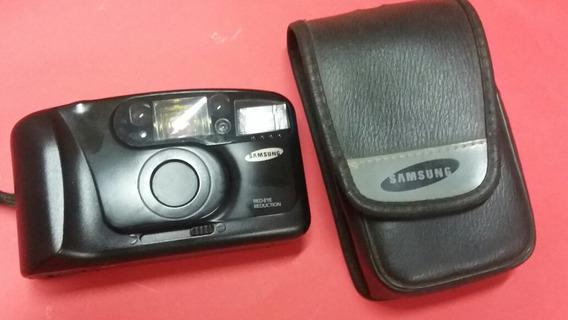 Câmera Analógica Samsung Lens 35mm A F 333