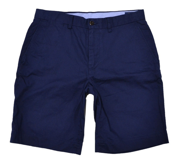Polo Ralph Lauren, Short Bermuda Hombre Azul Nuevo Original Con Etiqueta