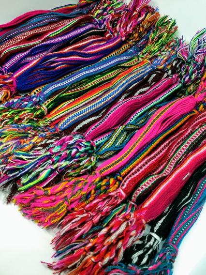Pulseiras Coloridas Reggae Hippie 36 Unidades Unissex Verão