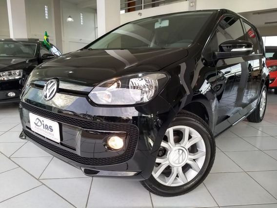 Volkswagen Up! 1.0 Mpi High 2017 Preta Flex