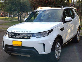 Land Rover New Discovery 2017 V6 3.0 Campera Super Equipada