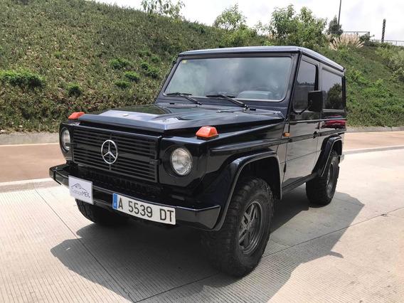 Mercedes-benz Clase G 1986