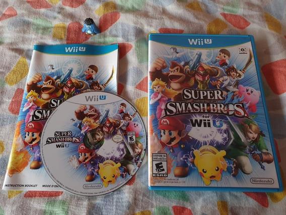 Nintendo Wii U Super Smash Bros Original