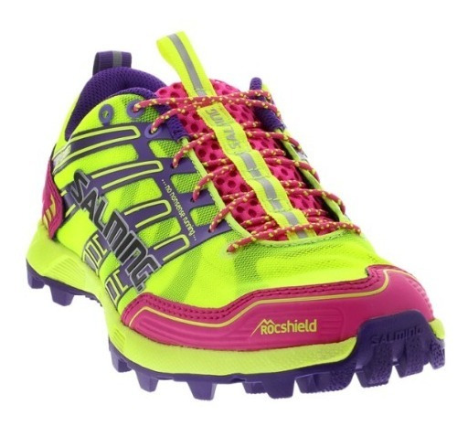 Zapatilla Salming Elements Trail Running Mujer Correr Proam