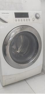Lavadora De Roupa Eletrolux Ecoturbo Lava E Seca 10,5l