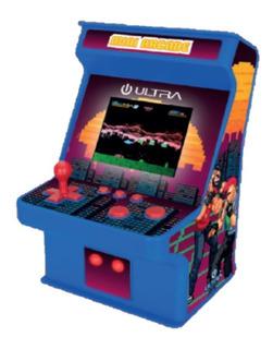 Consola Retro Mini Arcade Marca Ultra 250 Juegos - Revogames