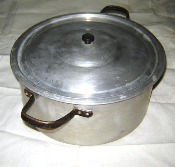 Olla Cacerola De Aluminio X 10 Lts