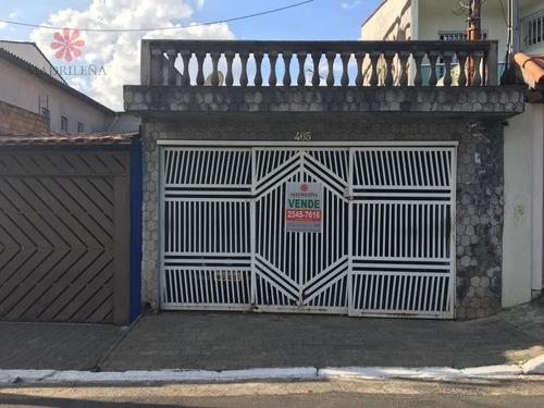 Imagem 1 de 15 de Casa Sobrado Para Venda, 3 Dormitório(s) - 1184