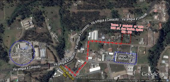 Terreno Y Construcción, Monserrat Bajo, Venta Directa