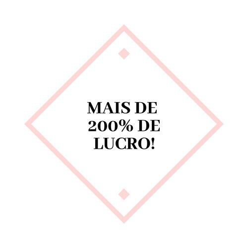Atacado Kit Semi Joias 55 Peças- Lucre Mais De 200%